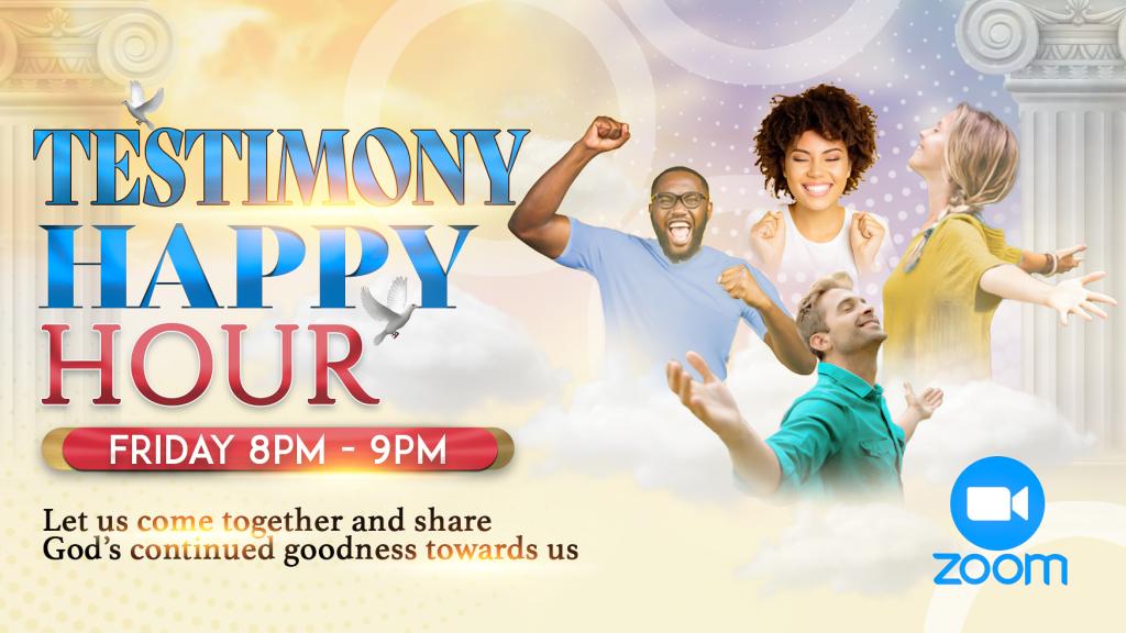 Testimony 'Happy Hour'